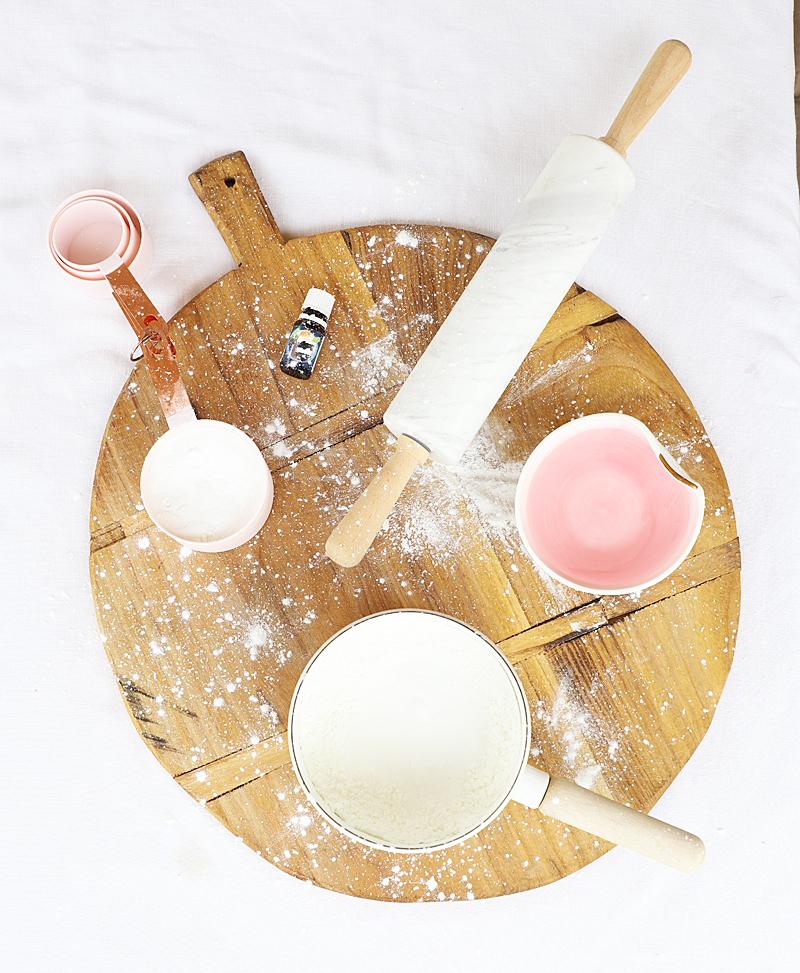air dry clay craft ingredients