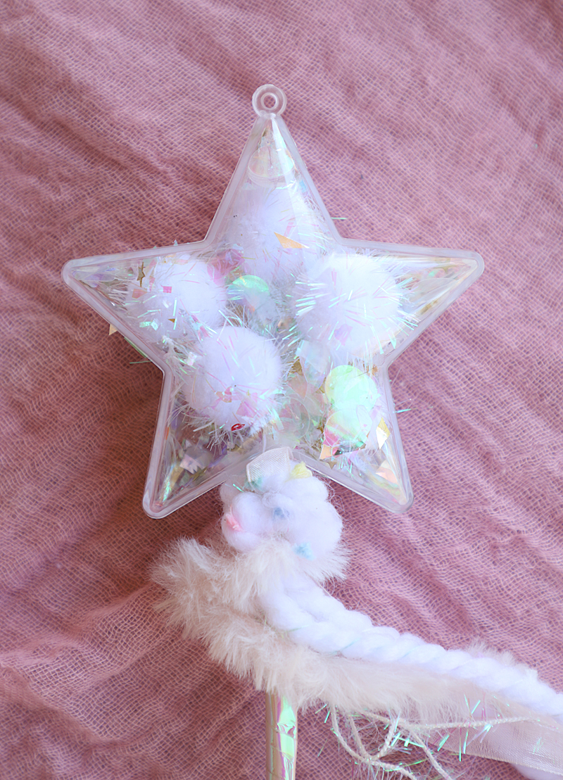 fairy wand crafts for kids