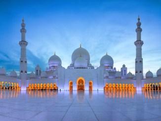 Sheikh Zayed Mosque 3