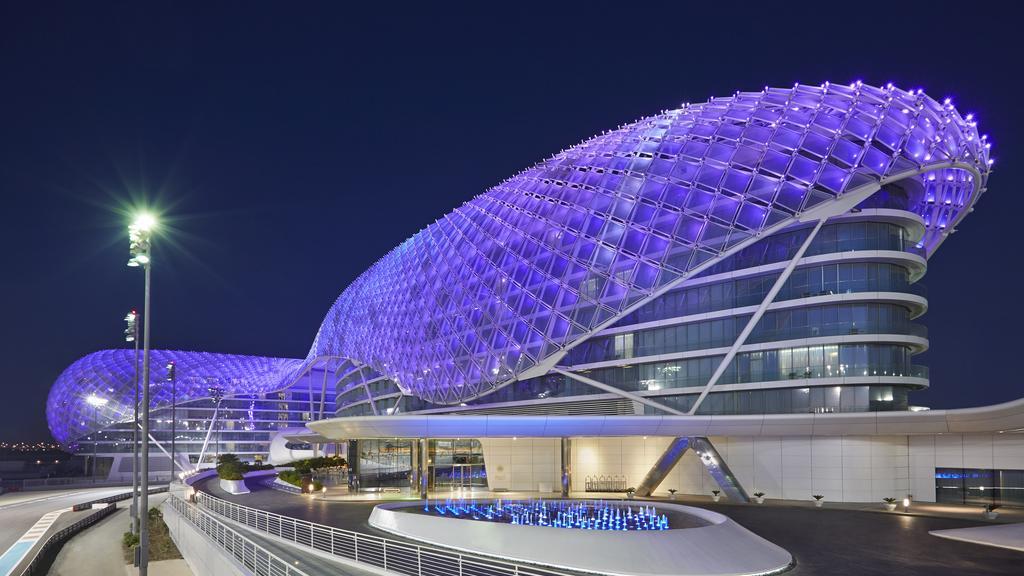 W Abu Dhabi Hotel