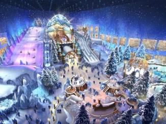 Reem Mall snow park1 1