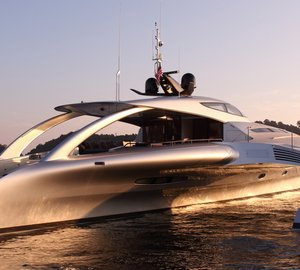 Luxury motor yacht Adastra by McConaghy Boats