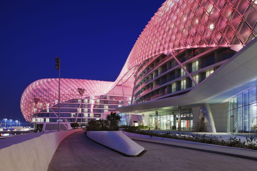 Abu Dhabi városnézés magyarul