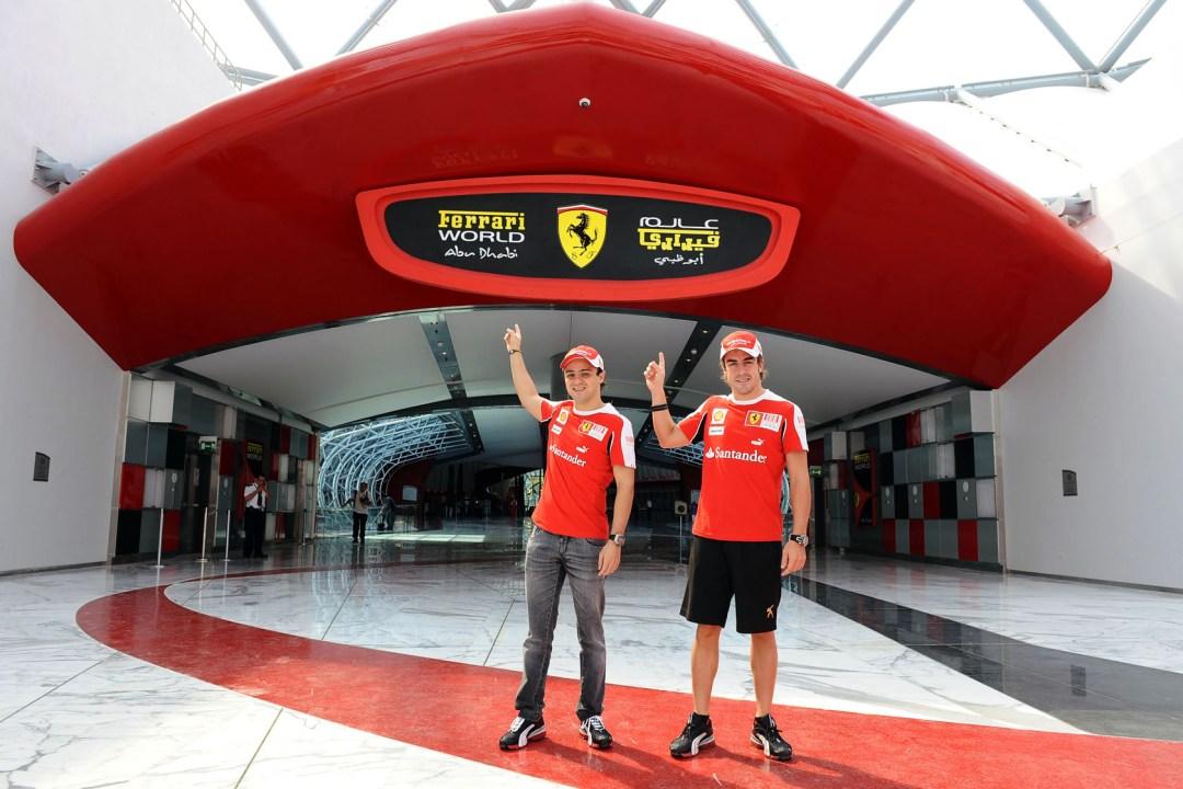 Ferrari-World World Park Abu Dhabi