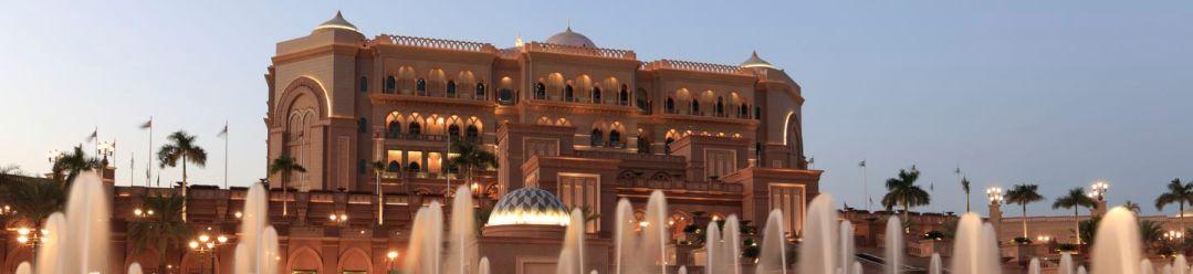 Emirates Palace , Abu Dhabi