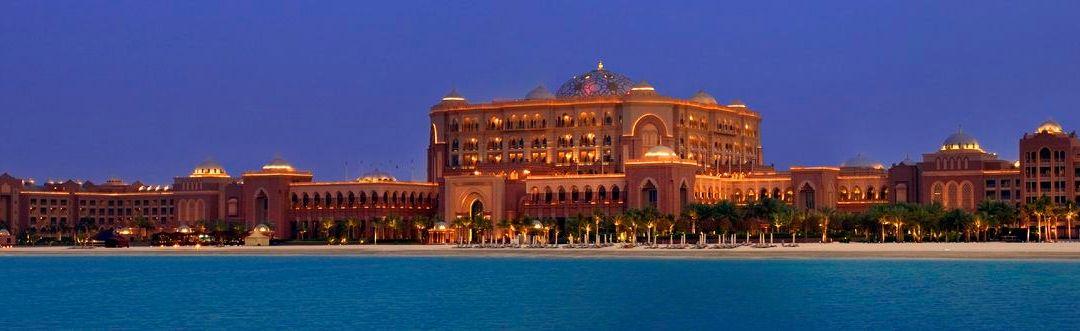 Emirates Palace, aranyporos cappuccino