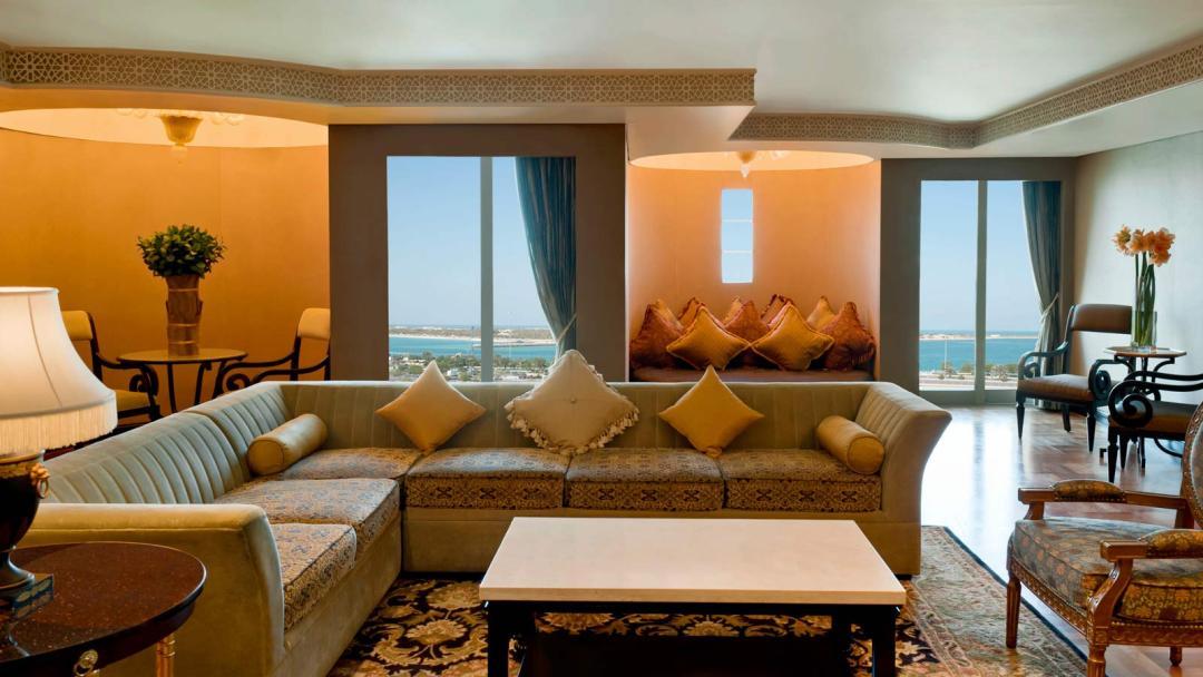 Sheraton Abu Dhabi Hotel Resort 7