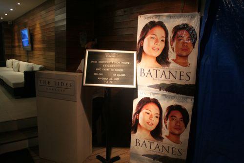 Batanes showing at The Tides