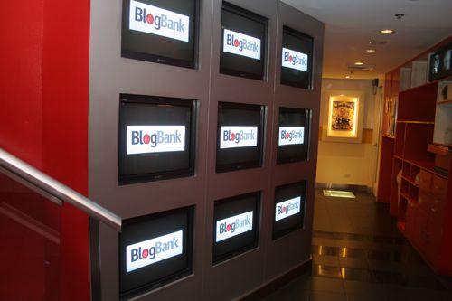 The Blog Bank