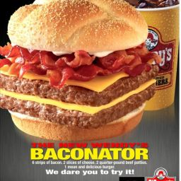 The Spin: Wendy's Baconator in 3 Philippine Magazines