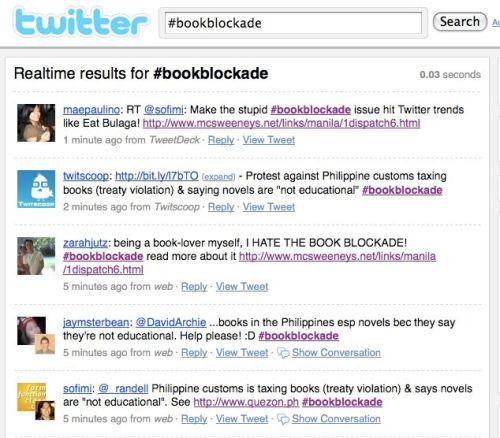 bookblockade