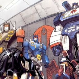 Geek Fantasy: Transformers / G.I. Joe Crossover