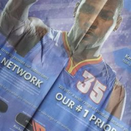 Kevin Durant is new endorser for SMART Mobile Broadband