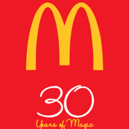 Contest: McDonald's 30th Anniversary 'Then and Now'