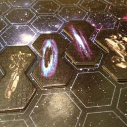 Components Breakdown: Battleship Galaxies