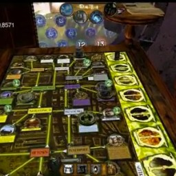 Student makes 3D version of Arkham Horror. Help her beta test it!