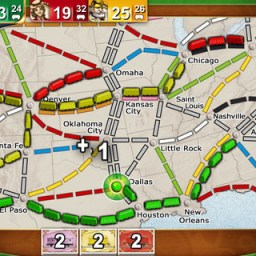 Ticket to Ride (Pocket) is FREE today. Get it, quick!