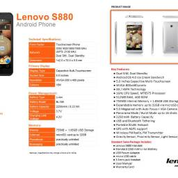 Lenovo launches two new dual SIM phones: 3.5″ A60+ for PHP 4,999 and 5″ S880 for PHP 14,999