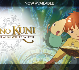 Ni No Kuni: Wrath of the White Witch is PHP 2,495.00 at Datablitz