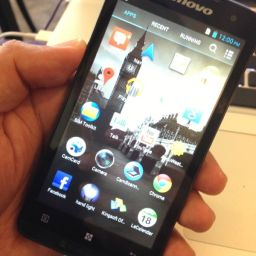 Hands on with the Lenovo P770 – dual SIM, 3500mAh battery, USB OTG; yours for PHP 11,999