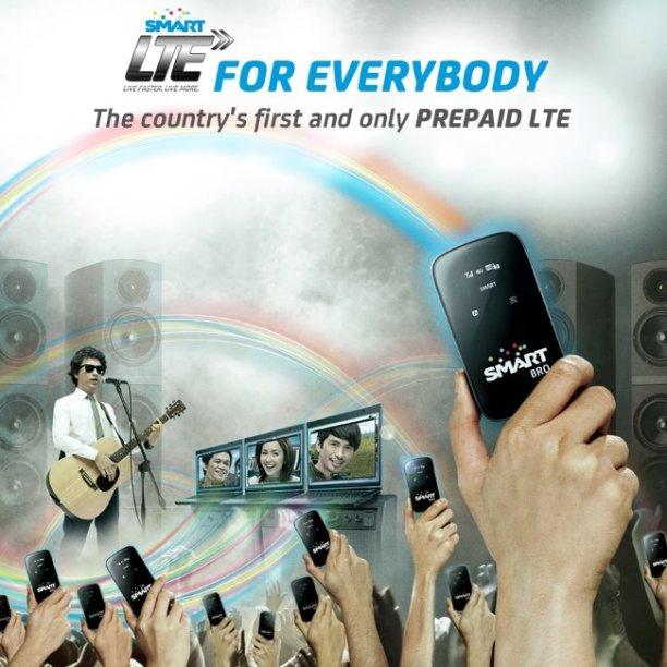 smart lte prepaid