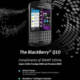 BlackBerry Q10 with QWERTY keyboard and LTE available TODAY for PHp 31,990.00