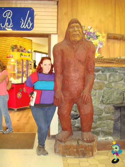 Junebugg & Bigfoot