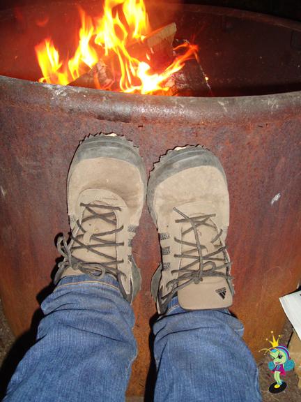 my favorite Adidas hiking shoes