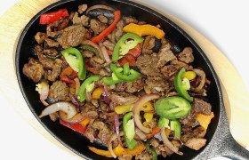 Lamb and veggie stir fry