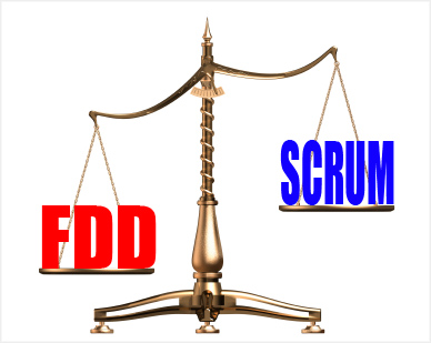 FDD vs SCRUM