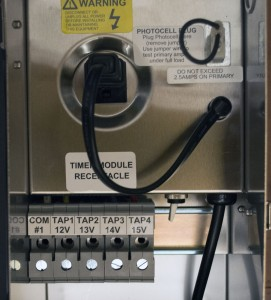 300-watt multi tap transformer