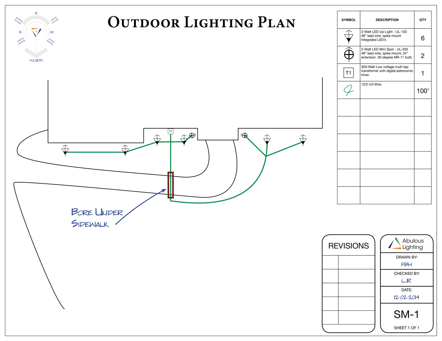 Three Lead Led Wiring Diagram