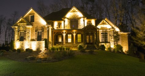 Sandy Springs Landscape Lighting