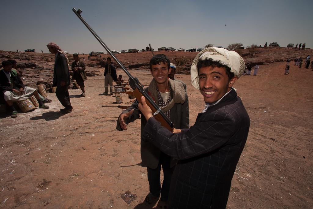 Wie zijn nou tochdie hoeties; een vrij longe read over Jemen voor mensen die het in ruil voor een kwartiertje leestijd en 0,44 wel willen begrijpen