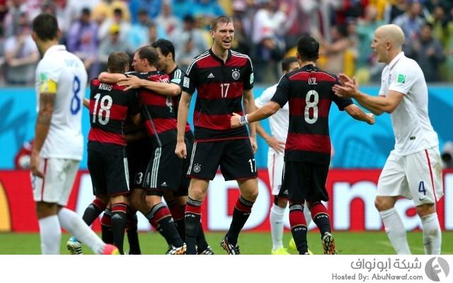 ألمانيا و أمريكا