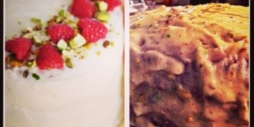 تقليد حلويات وأطعمة المطاعم