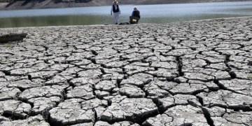 جفاف في كاليفورنيا