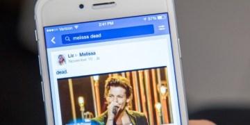 facebook search update البحث في المنشورات