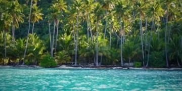 جزر توجيان
