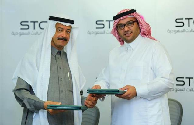 STC وعمليات الخفجي المشتركة توقعان اتفاقية لتنفيذ الألياف البصرية FTTH