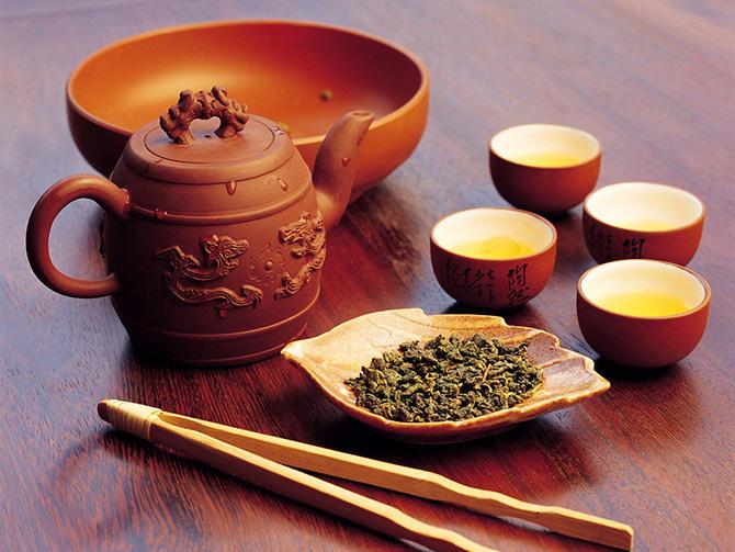 حفل الشاي الياباني