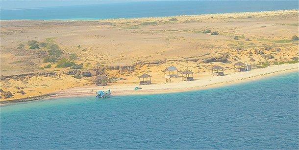 جزر فرسان السياحة في المملكة العربية السعودية