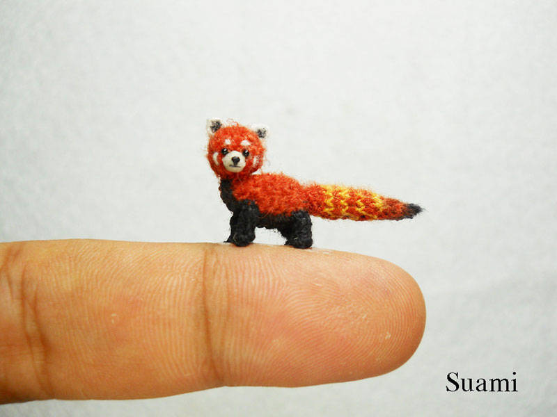 Crocheted Tiny Animals  11