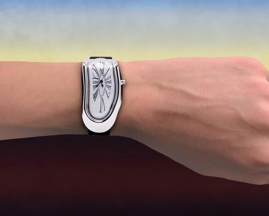 Salvador Dali Persistence of Memory Inspired Watch