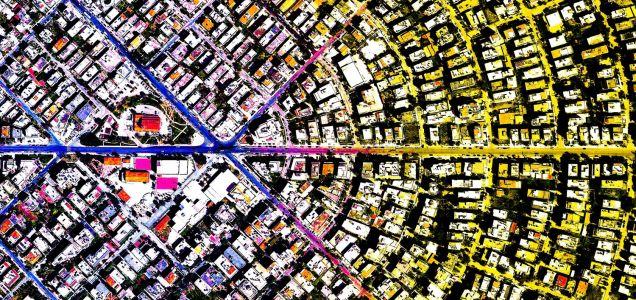 أشكال هندسية التقطت لسطح الأرض من جوجل ايرث