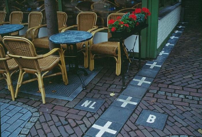 الحدود بين بلجيكا وهولندا