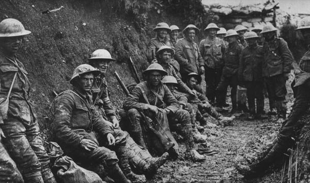 الحرب العالمية الأولي