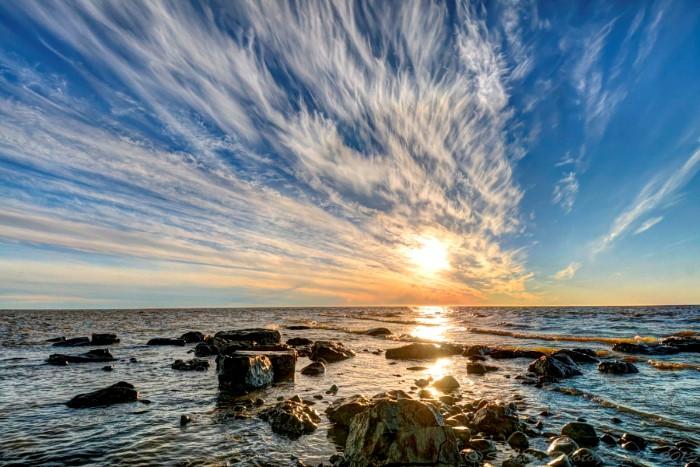 سحر الطبيعة في مناطق القطب الشمالي