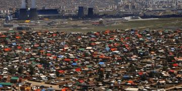 makeshift communities