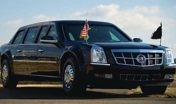سيارة الرئيس الأمريكي 7101517